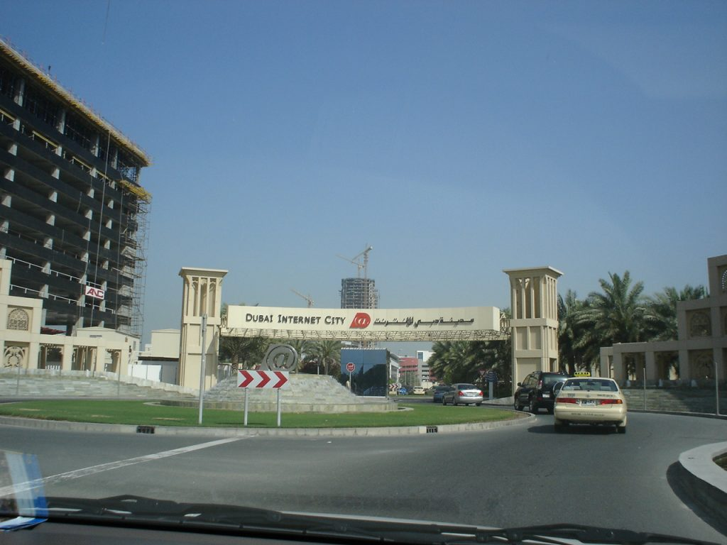 Dubai Internet City for Business Setup