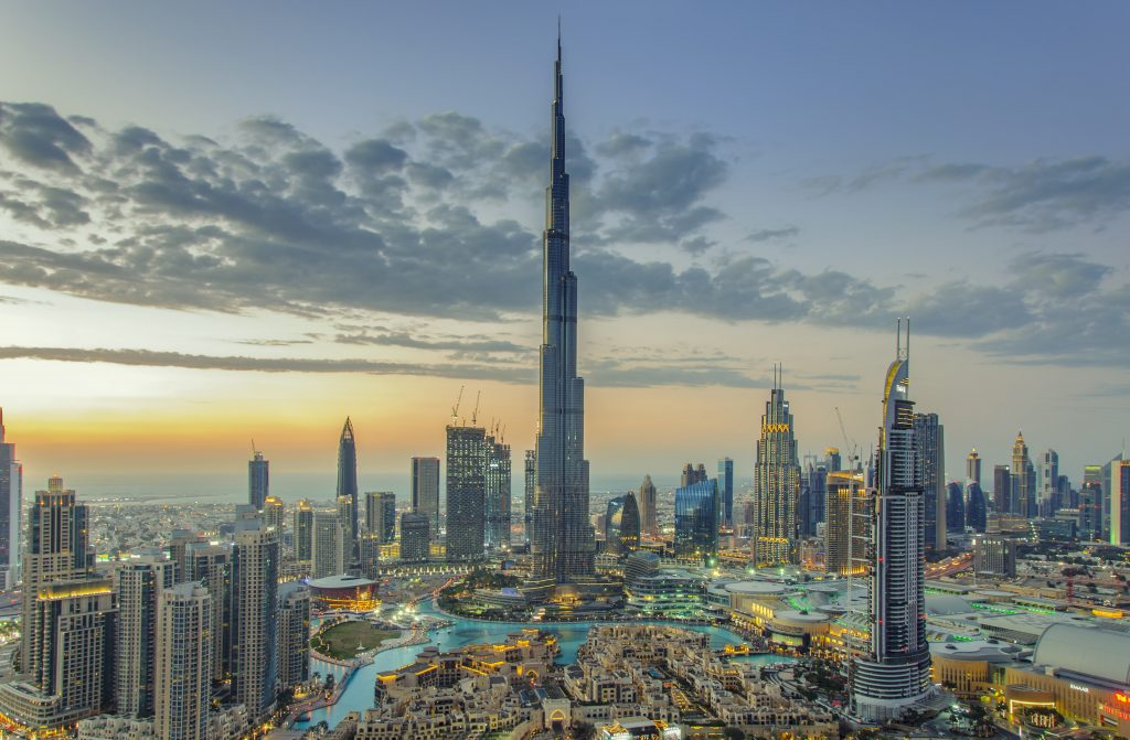 Physical & Virtual Office space in Dubai