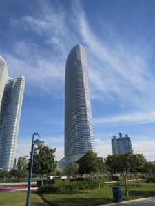 Abu Dhabi incorporation