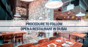 open restaurant Dubai