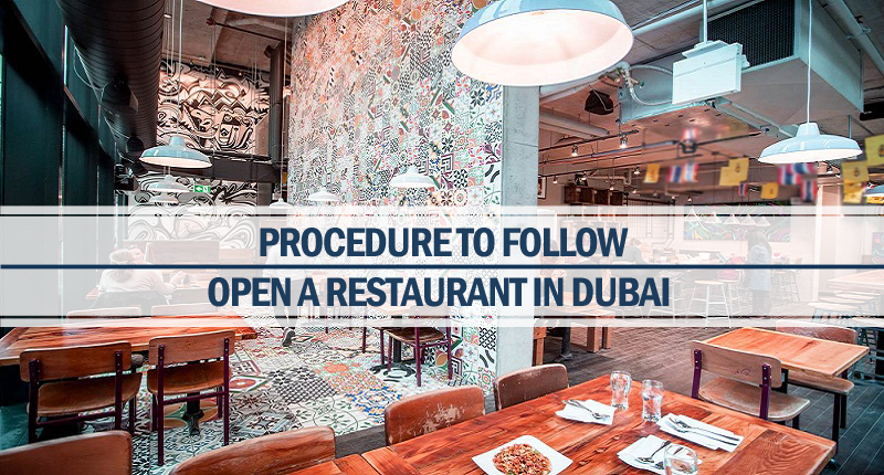 open restaurant Dubai