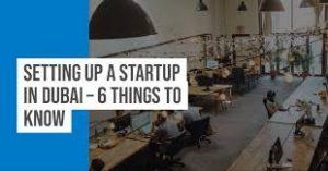startup in dubai
