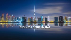 Starting a company in the UAE