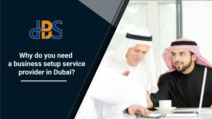 Why do you need business setup service provider in Dubai.