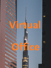 Virtual Office coworking space in Dubai for your company from DBS
