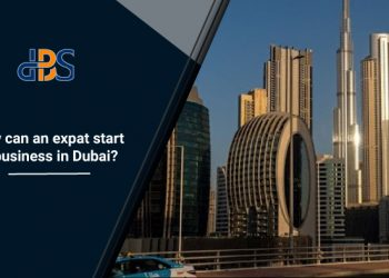 How can an expat start a business in Dubai
