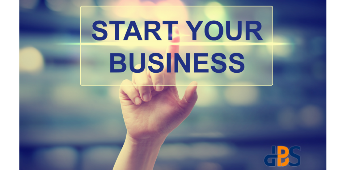 start your own business